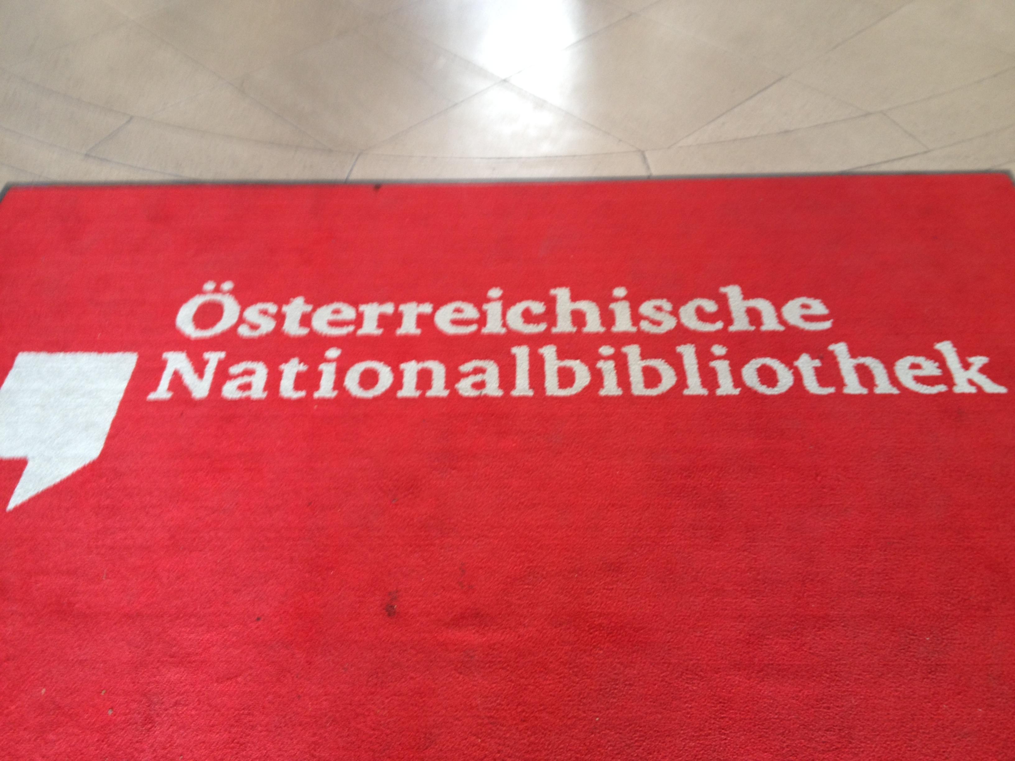 Besuch im Digitalisierungszentrum der Österreichischen ...