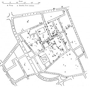 Snow-cholera-map